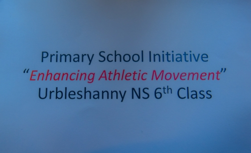 Enhancing Athletic Movement Programme