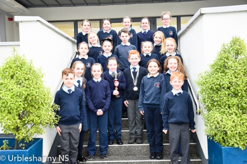 Swimming Gala Winners November 2018