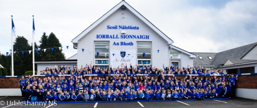 Scotstown GAA Ulster Club Senior Football Championship 2018