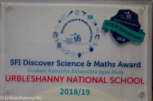 The SFI Badge of Excellence for 2019