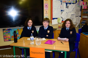Primary Schools Debating Competition 2019-2020